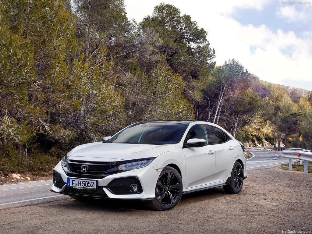 2017 Honda Civic Hatchback Türkiyede Galeri Otomobil 10 Mart
