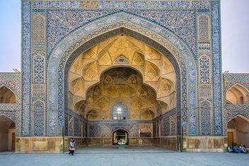 Dünyanın yarısı İsfahan