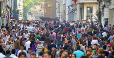 Unemployment rate in Turkey falls to 10.3 percent
