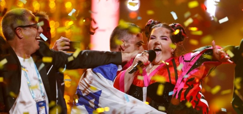 ACTIVISTS CALL FOR BOYCOTT TO EUROVISION 2019 FOR ISRAELS CRIMES AGAINST FREEDOM