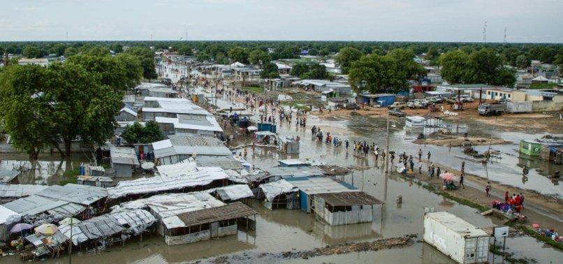 S. SUDAN DECLARES STATE OF EMERGENCY IN FLOOD-HIT AREAS