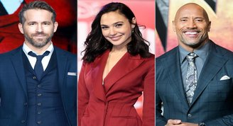 Red Notice kadrosunda: Ryan Reynolds, Dwayne Johnson ve Gal Gadot