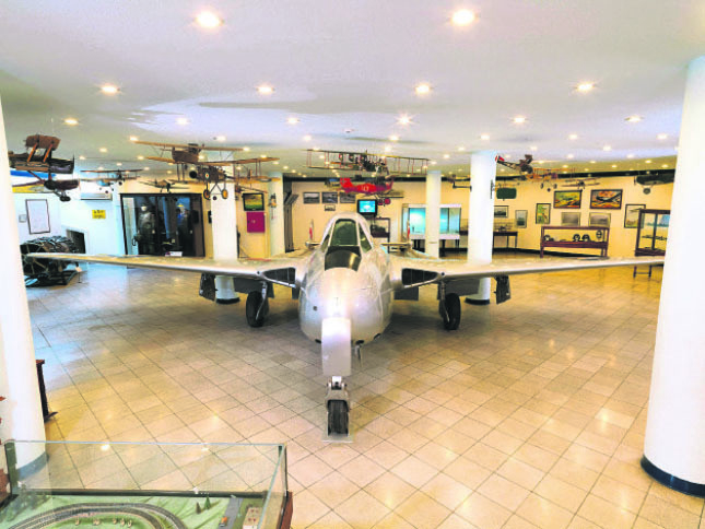 History offers us little information concerning humanityu2019s passion for flying, but the Rahmi Kou00e7 Museum sheds some light on the known history of aviation with its aeronautical collection.