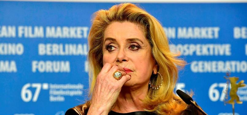 HUNDRED FRENCH WOMEN INCLUDING ACTRESS DENEUVE CRITICIZE 'DENUNCIATORY' #METOO MOVEMENT