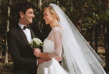 Karlie Kloss ile Joshua Kushner evlendi