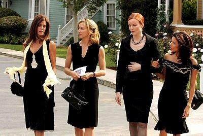 Desperate Housewives'ın sevilen karakterleri yıllar sonra bir araya geliyor