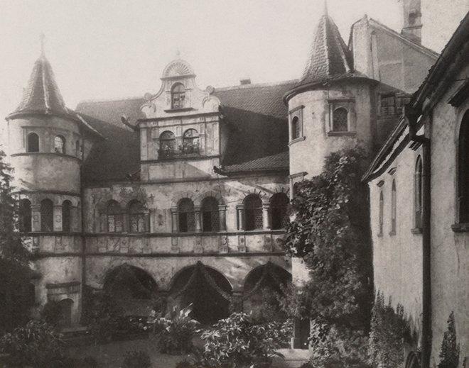 Belediye binası, Konstanz