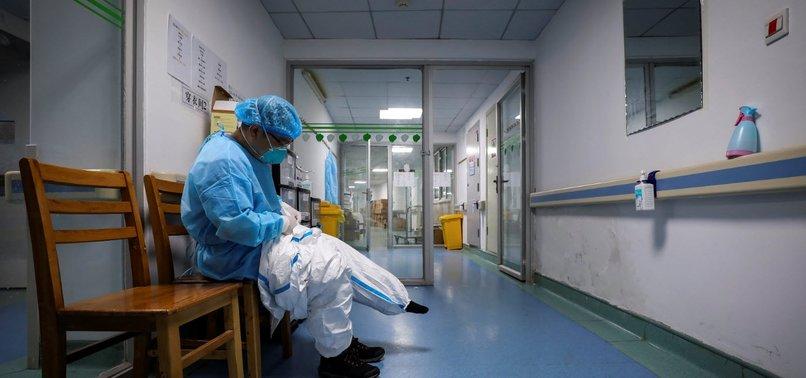HOSPITAL DIRECTOR AT CHINA VIRUS EPICENTRE DIES