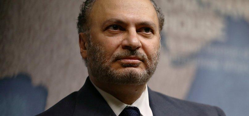 UAE MINISTER GARGASH URGES ARAB OPENNESS TO ISRAEL