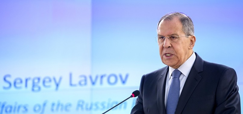 US TRAINING EUROPEANS TO USE NUCLEAR WEAPONS AGAINST RUSSIA, RUSSIAN FM SAYS