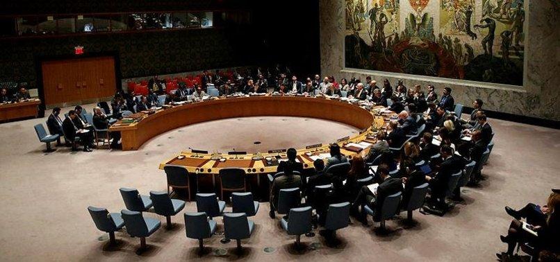 US URGES UN TO KEEP N. KOREA SANCTIONS UNTIL REAL PROGRESS IN TALKS