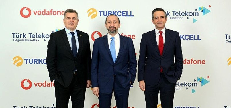 TURKISH GSM OPERATORS JOIN HANDS FOR LOCALLY-DEVELOPED MESSAGING APP