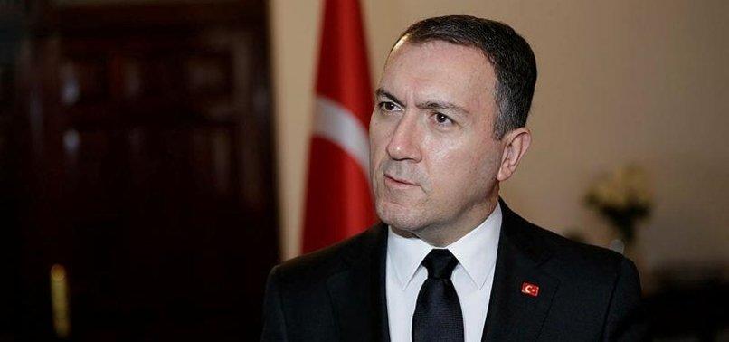 TURKEY TO OPEN CONSULATES IN IRAQS KIRKUK, NAJAF