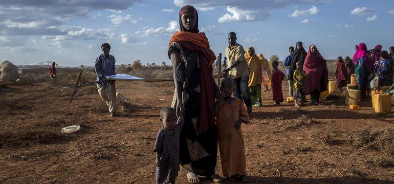 OVER QUARTER MILLION PEOPLE DISPLACED IN SOMALIA: UN