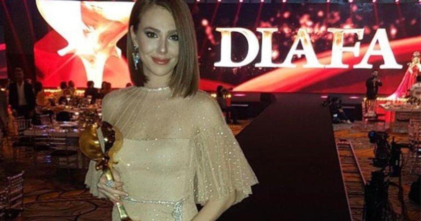 Dubai'de büyük ödül Sangu'nun