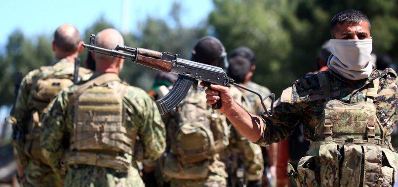 YPG/PKK TERRORISTS, SYRIAN REGIME COLLABORATE ON IDLIB