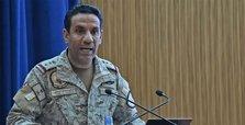 Saudi coalition: Huthi missile strike on Riyadh intercepted