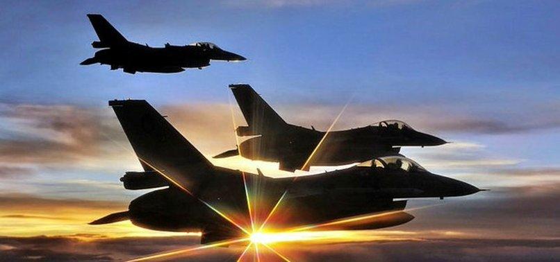 TURKISH AIRSTRIKE NEUTRALIZES 2 PKK TERRORISTS IN N.IRAQ