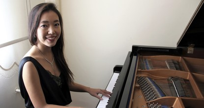 Award winning Japanese pianist Hiroko Nagai Çalık, who moved to Turkey's Bodrum after her marriage with a Turkish captain, will perform at the coastal city on Dec. 28.br / br / Born in Japan, the...