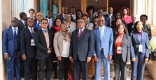African trade bloc urges parties to ratify free trade