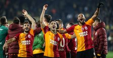 Galatasaray end 20-year curse, beat Fenerbahçe 3-1 away