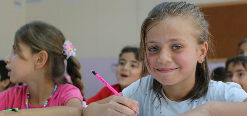UP TO 650,000 REFUGEE KIDS IN TURKEY ENROLLED IN SCHOOLS