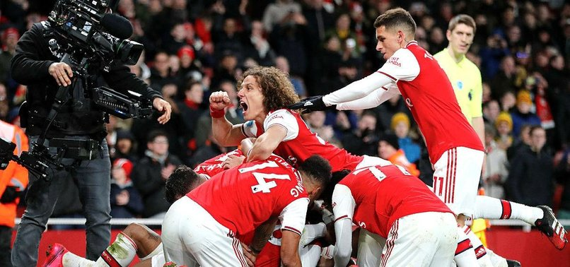 LACAZETTE ENDS GOAL DROUGHT AS ARSENAL CRUSH NEWCASTLE 4-0