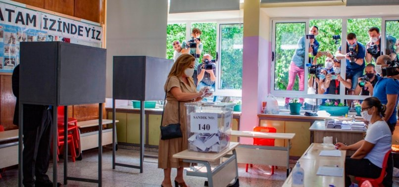 TURKISH CYPRIOTS TO VOTE IN PRESIDENTIAL RUNOFF SUNDAY