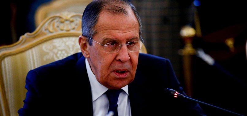 RUSSIAN, TURKISH ARMIES WORK TOGETHER ON IDLIB ISSUE: LAVROV