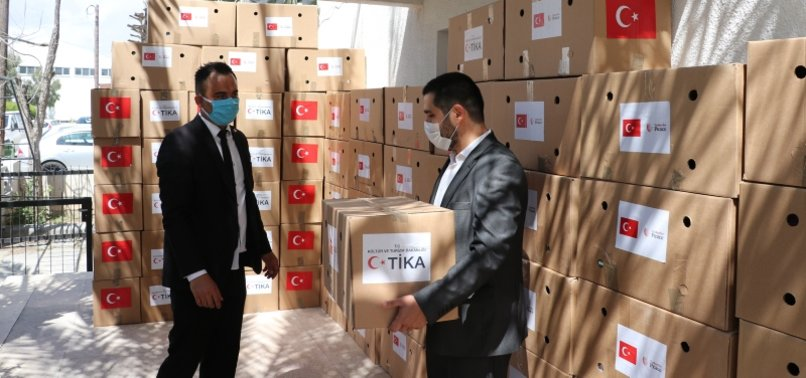 TIKA DELIVERS FOOD PACKAGES TO NEEDY PEOPLE IN GEORGIA