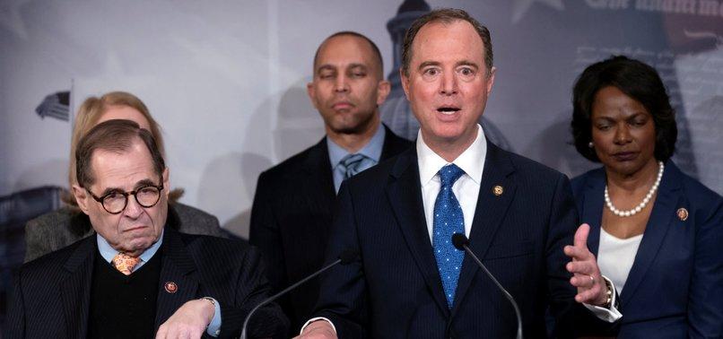 Rezultate imazhesh për House impeachment manager says threatened by Trump tweet