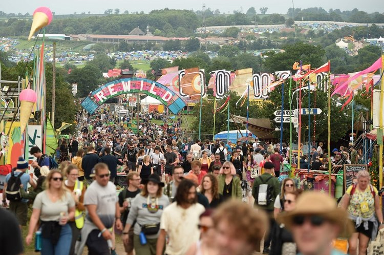Glastonbury Festivali 2019 başladı