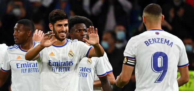 Asensio hat-trick, Benzema double as Real hit Mallorca for six
