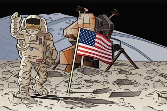 ABD gerçekten Ay'a ayak bastı mı?