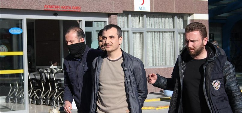 FUGITIVE COUPLE LINKED TO FETO ARRESTED IN TURKEY