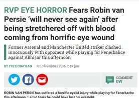 Maç sonrası İngilizlerden şok manşet: Bir daha göremeyecek