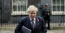 UK's Johnson says 'escape route in sight' from virus