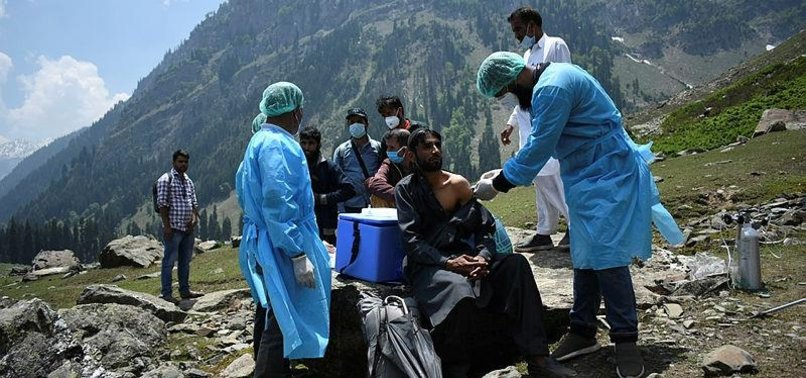 INDIA RECORDS 91,702 NEW COVID-19 CASES OVER PAST 24 HOURS
