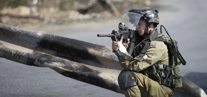 ISRAELI ARMY ARRESTS PALESTINIAN PARLIAMENTARIAN