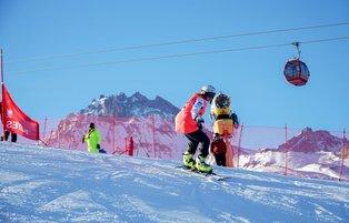 Erciyes Ski Resort to be included in prestigious European destinations
