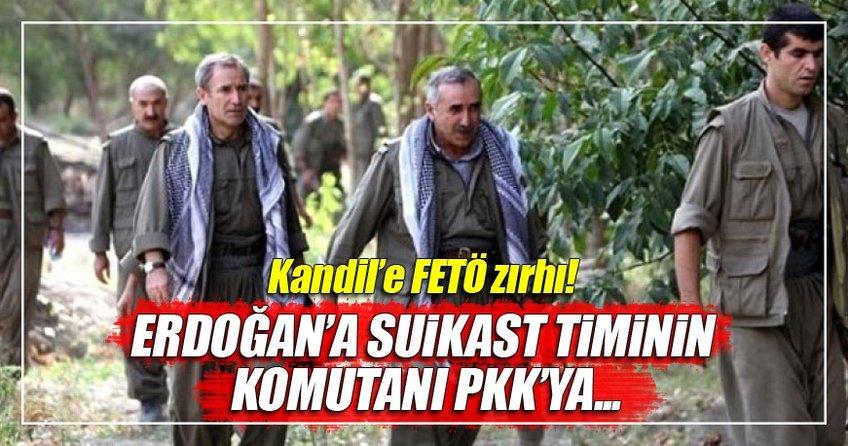 Hava harekâtlarını önceden PKK'ya bildirmişler!