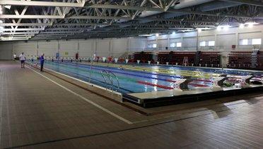 Yunanistan Yüzme Milli Takımı Erzurumda