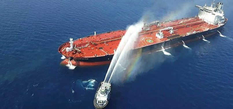 OIL TANKER ATTACKS ECHO PERSIAN GULFS 1980S TANKER WAR
