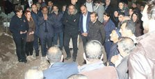 Turkish MPs denounced for attending terrorist's funeral