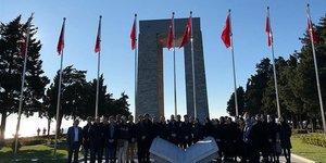 Avusturya ve Kanadadan Türkiyeye Gençlik Köprüleri kuruldu