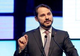 Enerji Bakanı Berat Albayrak: İrademizi satın alacak para birimi üretilmemiş olacak