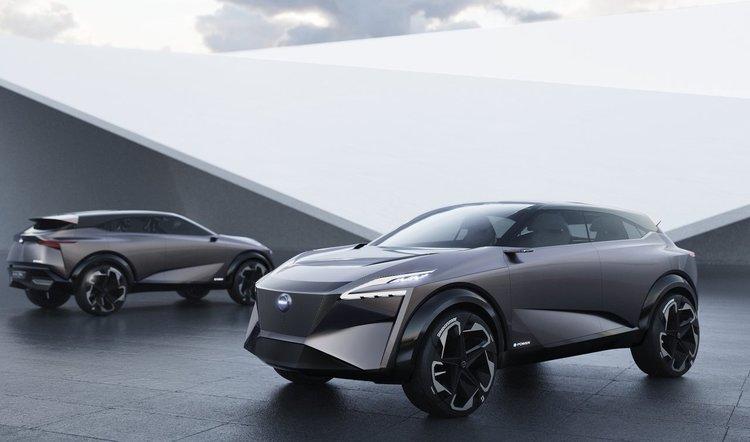 İlk bakış: Nissan IMQ Concept