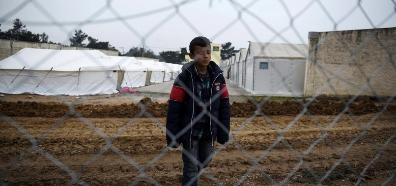 GREECE: MAN ARRESTED FOR TRANSPORTING 12 TEENAGE MIGRANTS