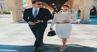 Yılın en stil sahibi çifti: Jennifer Lopez ve Alex Rodriguez