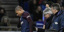 PSG hopeful Mbappe injury not serious